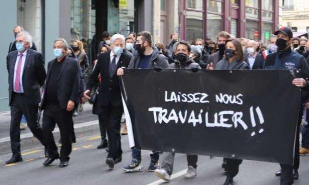 Pétition : Soutien aux restaurants et bars de France et de Navarre dans la période COVID