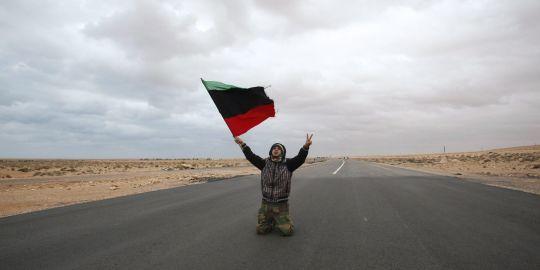 Pétition : Soutien au peuple libyen
