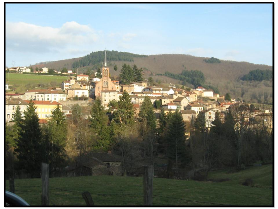Pétition : contre l'ouverture d' une carrière industrielle à Valsonne