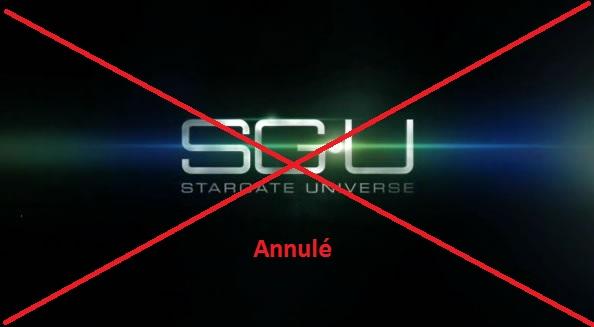 Pétition : Stargate Universe annulé par Syfy