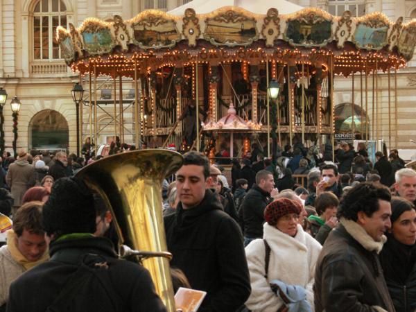 Pétition : Soutien au Grand Carrousel D'Angers