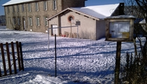 Non à la fermeture d'une classe à l'école de Saint-Régis du Coin !