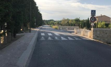 Stop aux excès de vitesse sur la voie Aurélienne