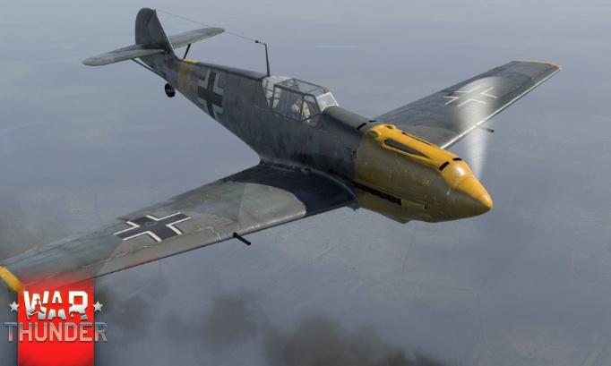 suprimer  le BF-109 de warthunder