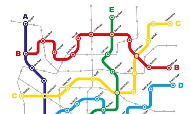 Contre l'application du nouveau plan de transport sur le réseau Citéline