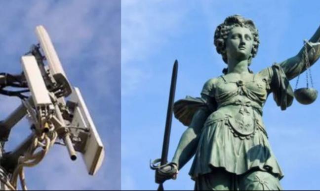 Pétition : La 5G viole les droits de l'Homme : Stop 5G !