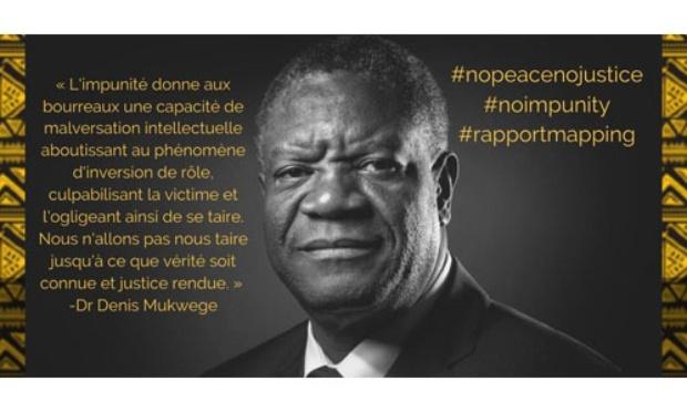 Pétition : Menaces de mort contre le prix Nobel de la paix 2018 : l'ONU se doit de protéger en urgence le Dr Denis Mukwege avec la Monusco