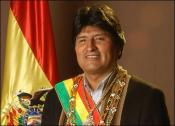 Lettre d'excuse au président Morales
