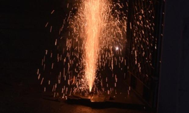Stop aux feux d'artifice !