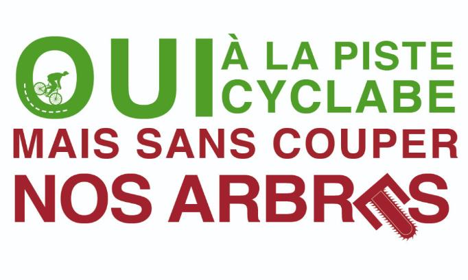 Pétition : Non à l'abattage des arbres avenue d'Oradour sur Glane à Saint Junien