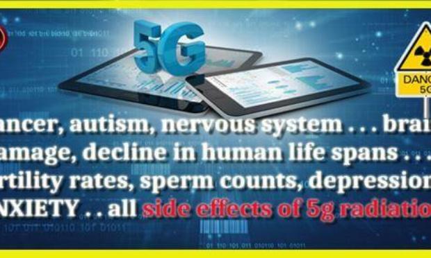 Pétition : Déploiement de la 5G et mise en danger de la santé publique, de la santé environnementale - Atteinte à la vie privée et aux libertés individuelles