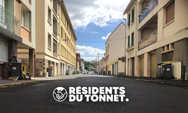 Pour une circulation apaisée Rue du Tonnet