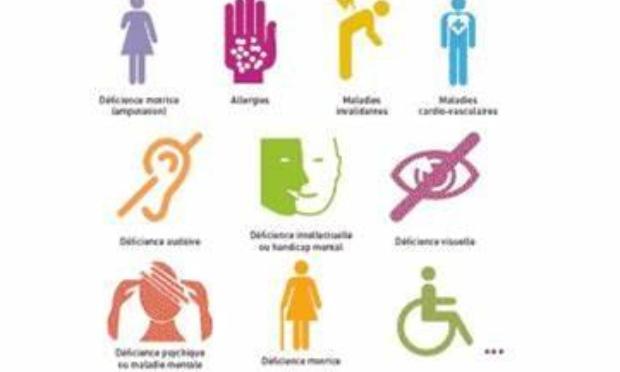 Plus de droits et d'accessibilité dont le logement prioritaire et le masque gratuit pour les personnes handicapées