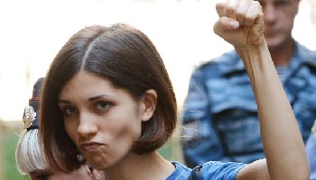 Petition : Victory : Support Pussy Riot and Nadezhda Tolokonnikova