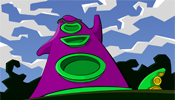 Pour l'adaptation HD de Day of the Tentacle