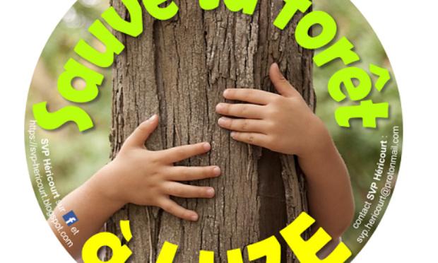 NON au massacre de 30 hectares de forêt à Luze !