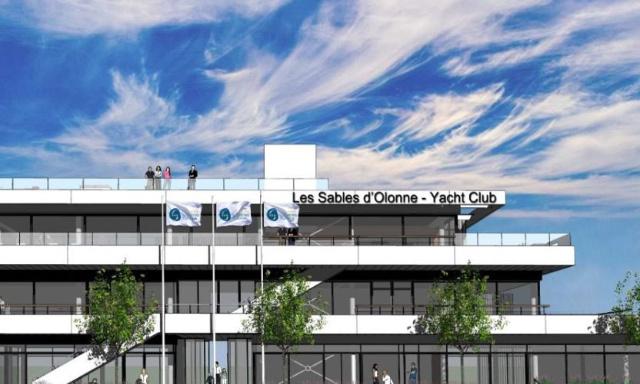 Non à l'implantation d'un yacht club sur le parking public et gratuit de la capitainerie de Port Olona