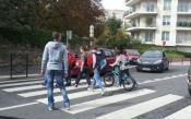 Pétition : Mieux protéger les piétons de Courbevoie