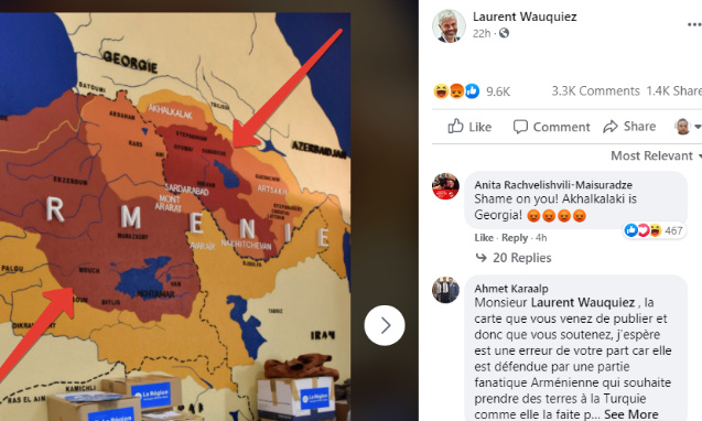 Pétition : Non au soutien des plans de terrorisme arménien!