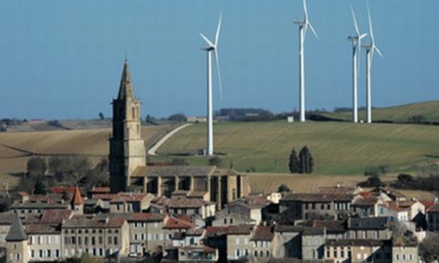 Pétition : Moratoire immédiat sur les projets d'éoliennes industrielles