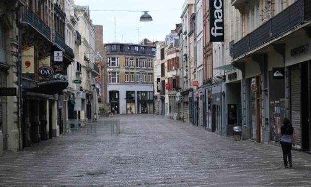 Non à la dégradation du centre-ville, oui à la réinsertion