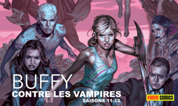 Pétition : Comics - Publication de Buffy contre les vampires (saisons 11 et 12)