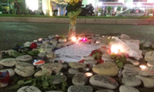 STOP AU terrorisme justice pour Samuel Paty et toutes les autres victimes