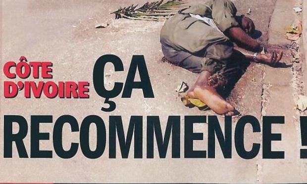 Non à la violence en Côte-d'Ivoire
