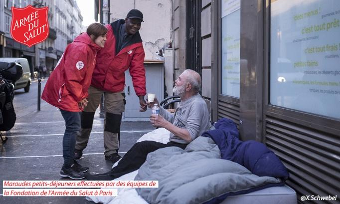 Restons mobilisés cet hiver auprès des personnes les plus fragiles !
