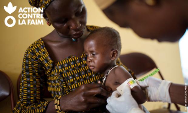 52 millions d'enfants souffrent gravement de la faim. Ne restons pas indifférents !