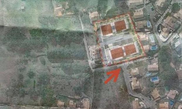 REFUSONS  La construction de 4 immeubles au milieu de nos maisons !