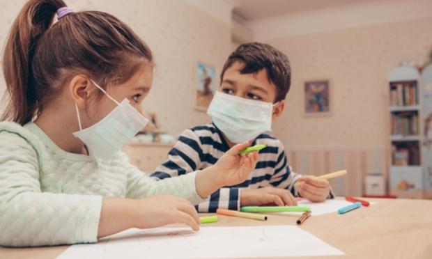 Pétition : Contre le port du masque en primaire