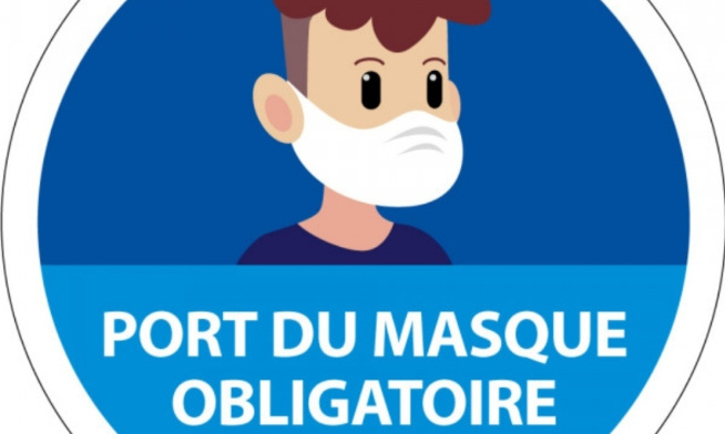 Contre le port du masque obligatoire dès 6 ans