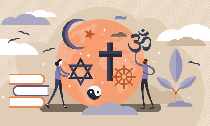 Pour une loi et l'interdiction de tout type de blasphème