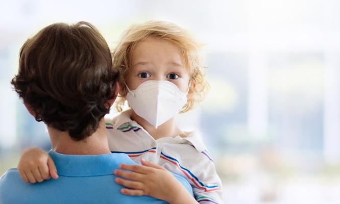 Contre le port du masque aux moins de 11 ans