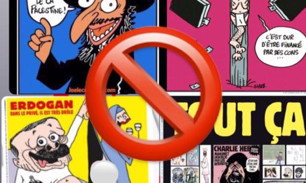 Contre la haine de Chalie Hebdo