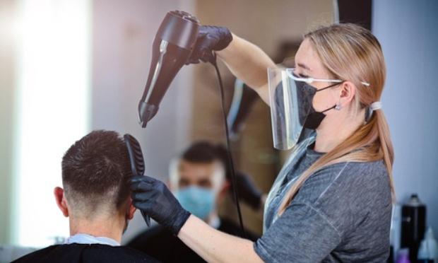Ouverture des salons de coiffure pendant le confinement