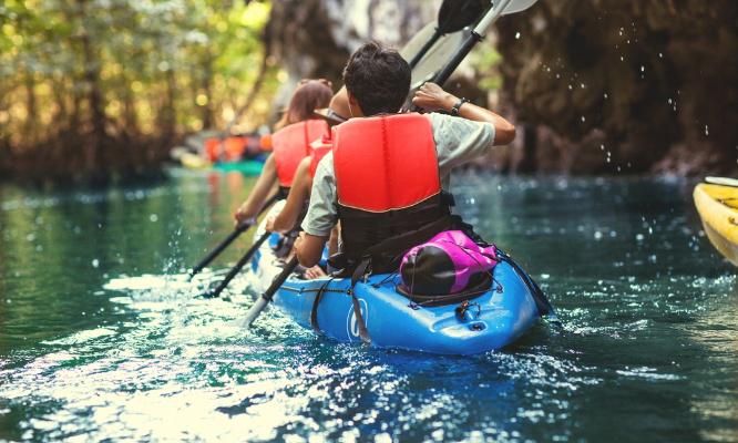 Accès à la Mer Baignade / Paddle / Kayak
