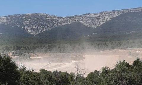 """Cagnotte en ligne Signes Environnement : """"Non au goudron sur le massif de la Ste Baume"""""""