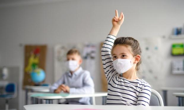 Luttons contre le port du masque en primaire !