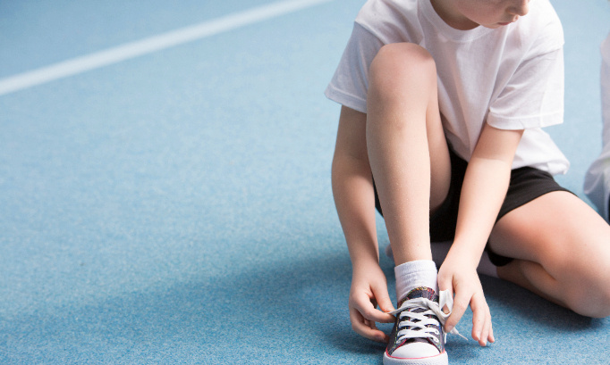 Reprise du sport pour nos enfants !!!