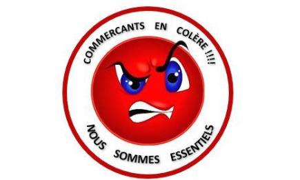 """Pour la réouverture des commerces """"non essentiels"""" à Saint-Philbert-de-Grand-Lieu"""