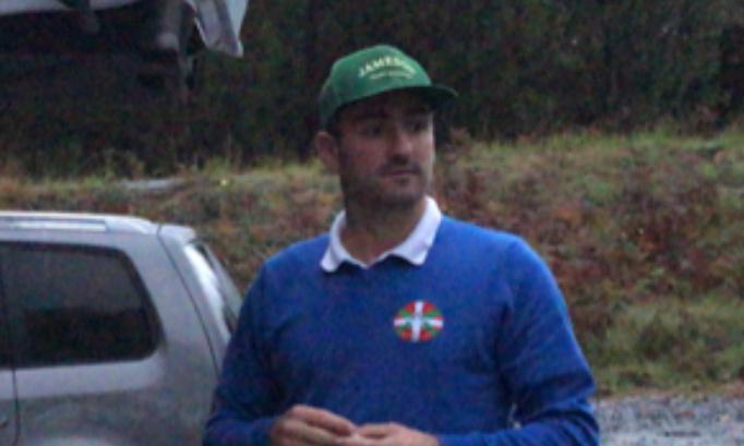 Vincent Oyhenart Président de la section golf de l'ASTT