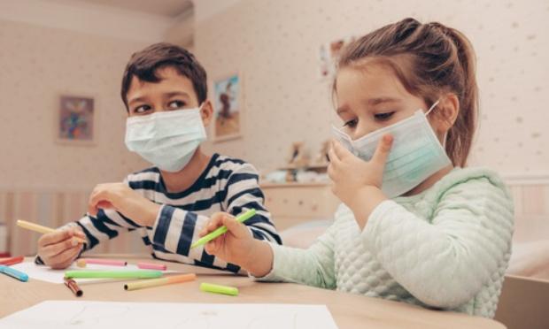 Contre le port du masque pour nos enfants à partir de 6ans