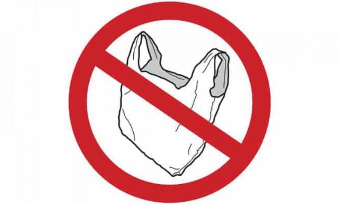 Arrêt de la vente des sacs plastiques dans les magasins en France