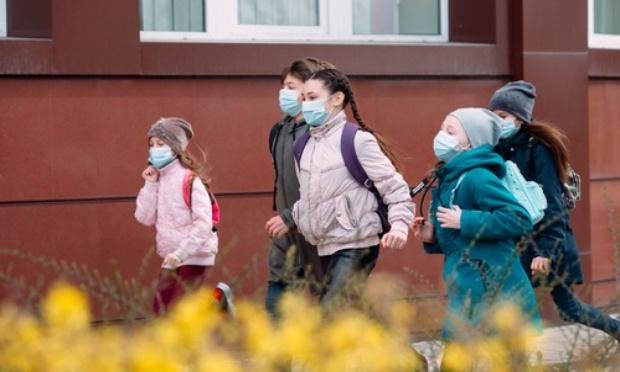 Non au port du masque pour les enfants de 6 ans