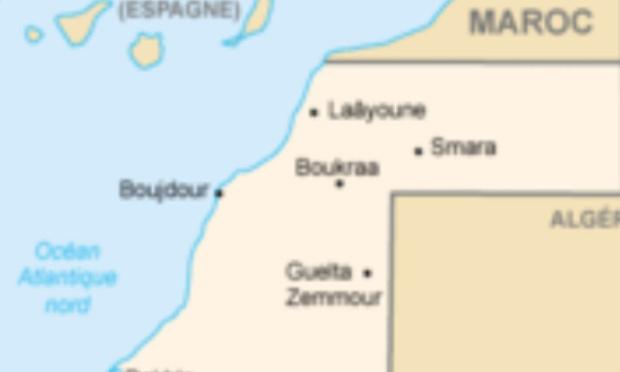 Pétition : Modification de la carte du Maroc !