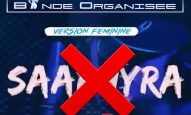 Pétition : L'annulation de la sortie de bande organisée version féminine
