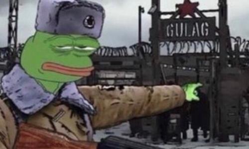 Olivier au goulag !