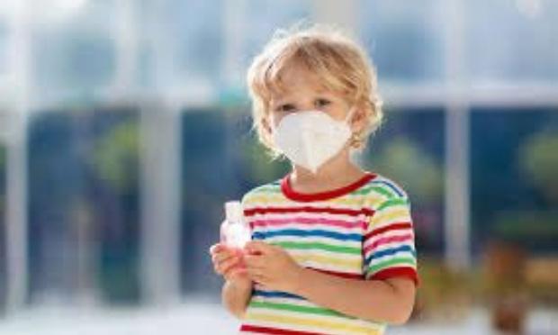 Recevoir les masques pour les enfants